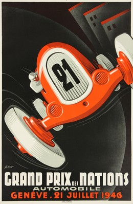 Grand Prix des Nations – Automobile – Genève 1946, Noël Fontanet