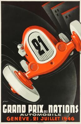 Grand Prix Switzerland, Noël Fontanet