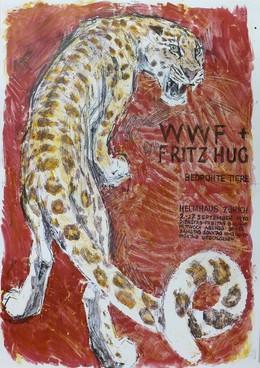 WWF & Fritz Hug – Bedrohte Tiere – Helmhaus Zürich, Fritz Hug