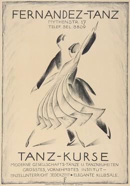 Fernandez-Tanz Mythenstr. 17, Paul H. Frey