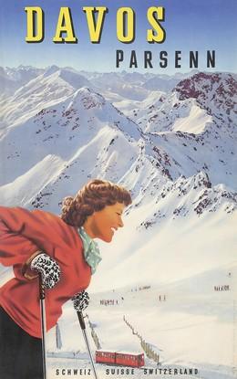 DAVOS PARSENN, Leo Keck