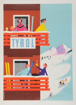 TYROL, Artist unknown
