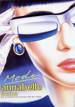 annabelle – femina – Die schönsten Seiten für die Frau Mode, Rolf Wenger