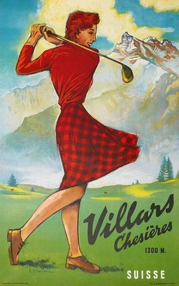 Villars – Chesières – Switzerland, Samuel Henchoz