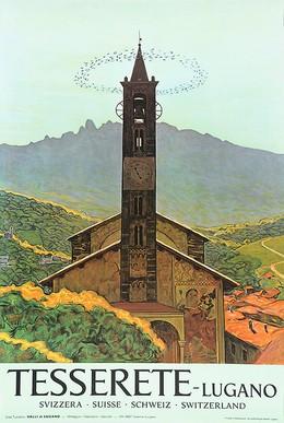 Tesserete-Lugano, Luigi Rossi