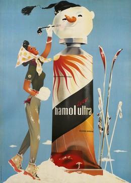 Sun cream – Hamol ultra 2000, Herbert Leupin