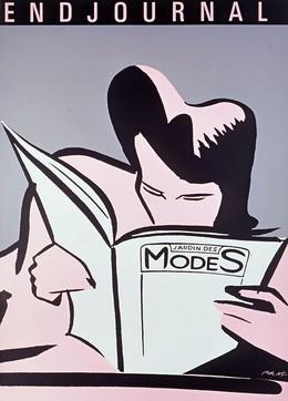 JARDIN DES MODES – Das grossformatige Modemagazin, Peter Wyss