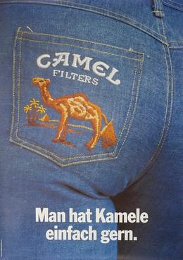 Camel Filters – man hat Kamele einfach gern, Triplex
