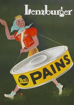 Hero Lenzburger – Pains, Ebner A.
