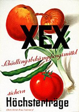 XEX – Schädlingsbekämpfungsmittel sichern Höchsterträge