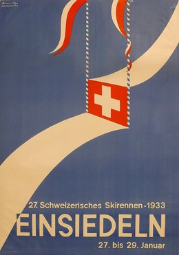 Einsiedeln – 27. Schweizerisches Skirennen 1933, Steinmann & Bolliger