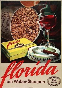 Florida – ein Weber-Stumpen, Alfred Koella