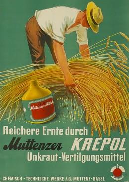 Reichere Ernte durch Muttenzer KREPOL, Grimm