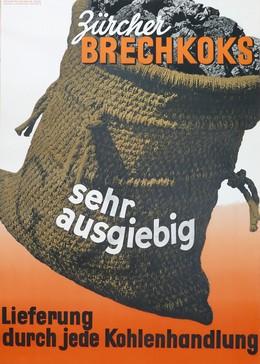 Zürcher Brechkoks – sehr ausgiebig, Max Dalang