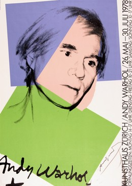 Kunsthaus Zürich – Andy Warhol, Paul Brühwiler