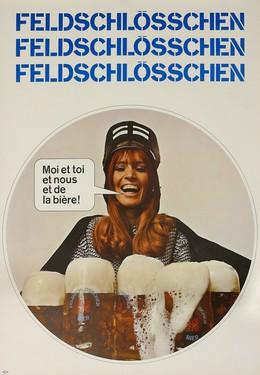 Feldschlösschen – Moi et toi et nous et de la bière !, Gisler & Gisler