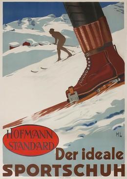 Hofmann Standard – Der ideale Sportschuh, Hans Lehmann