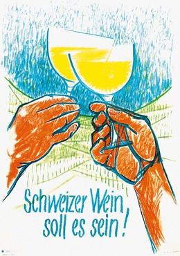 Schweizer Wein soll es sein!, Fritz Seigner
