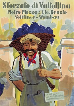 Sforzato di Valtellina – Veltliner Weinbau, Hugo Laubi