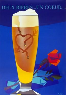 Deux Bières … un coeur …, Donald Brun