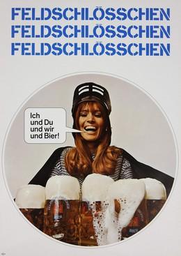 Feldschlösschen – Ich und Du und wir und Bier !, Gisler & Gisler