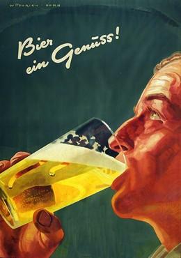 Bier – ein Genuss!, Fritz Wüthrich