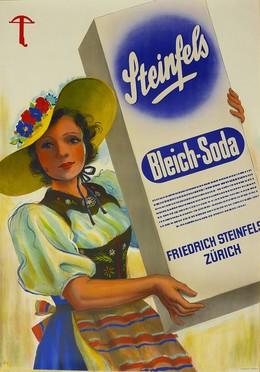 Steinfels – Bleich-Soda, Hugo Laubi