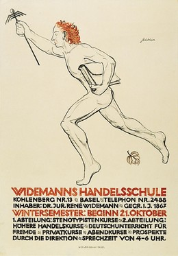 Widemanns Handelschule Basel, Robert Stöcklin
