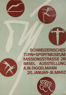 Schweizerisches Turn- und Sportmuseum Basel, Alex Walter Diggelmann