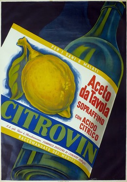 CITROVIN – Aceto da Tavola, Hermann Alfred Koelliker