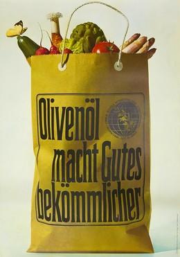 Olivenöl macht Gutes bekömmlicher, Urs Aerni