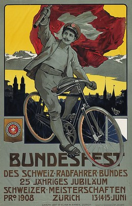 Bundesfest des Schweiz. Radfahrer-Bundes, Melchior Annen