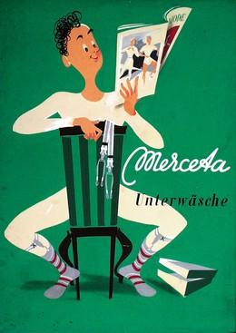 Merceta Unterwäsche, Paul Gusset