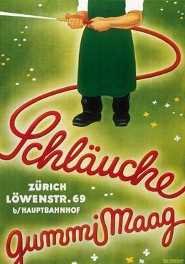Schläuche Gummi-Maag – Löwenstrasse 69 Zürich