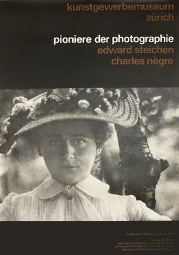 Pioniere der Photographe – Eduard Steichen – Charles Nègre, Artist unknown