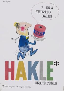 Hakle …en 4 teintes gaies, Rolf Bangerter