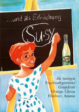 ….und als Erfrischung Susy, Rolf Gfeller