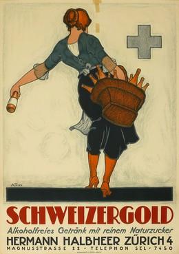 Schweizergold – Alkoholfreies Getränk mit reinem Naturzucker, Anton Trieb