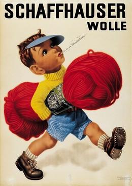 Schaffhauser Wolle – ….ich bin ein Schweizerknabe…, Viktor Rutz