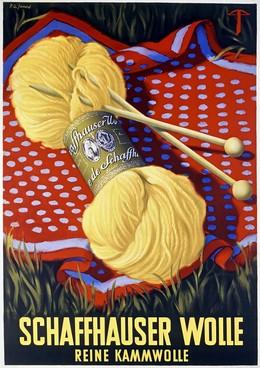 Schaffhauser Wolle, Pierre-Alexandre Junod