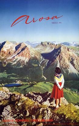 Arosa 1800 m. Suisse Schweiz Switzerland, Michael Wolgensinger