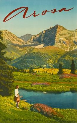 Arosa 1800 m. Suisse Switzerland, Michael Wolgensinger