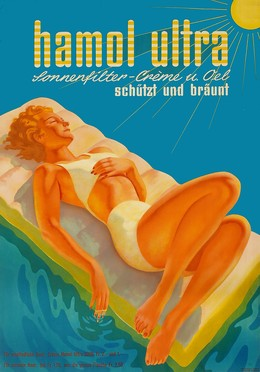 Hamol ultra – Sonnenfilter-Crème u. Oel schützt und bräunt, Althaus Paul O. / Bütschi Albert
