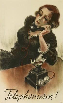 Telephonieren!, Hugo Laubi