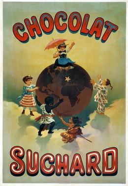 Suchard Chocolate, Artist unknown