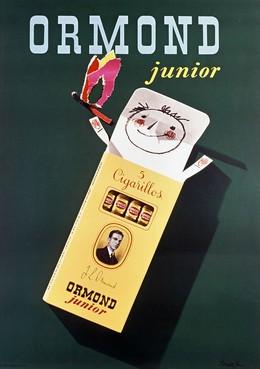 ORMOND junior, Donald Brun