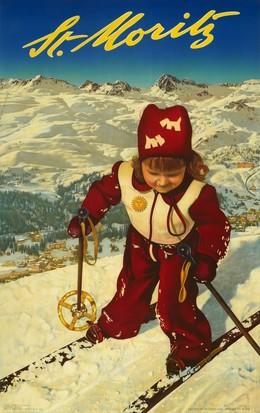 St. Moritz, Hilber, Fredy; Photo: Pedrett, Andreas