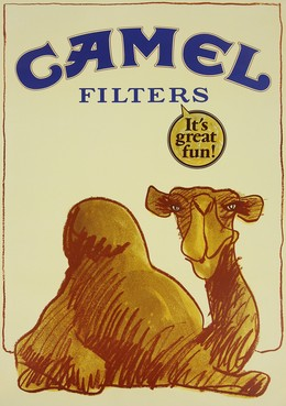 CAMEL FILTERS – It's great fun, Gisler & Gisler