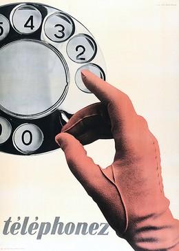 Téléphonez, Steiner, Heinrich (1906-1983) / Heiniger, Ernst (1909-1993)