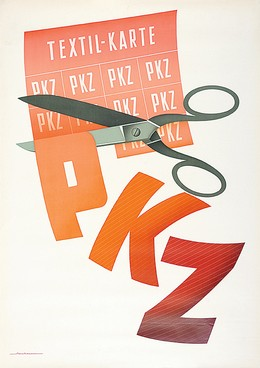 PKZ Textil-Karte, Alfred Neukomm